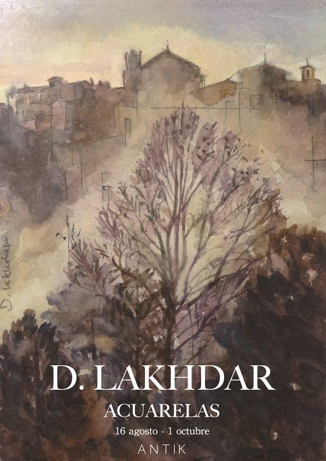 Exposición de D. Lakhdar