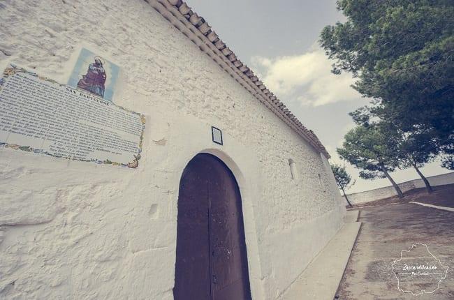Ermita de San Bartolomé en La Almarcha