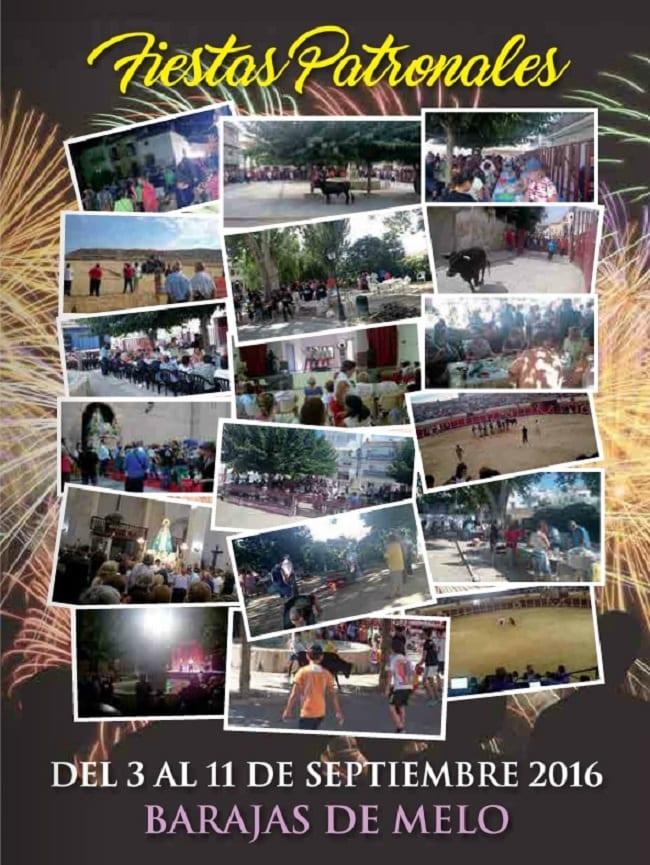 Fiestas de verano de Barajas de Melo 2016