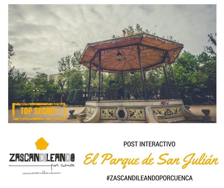 Post Interactivo del Parque de San Julián