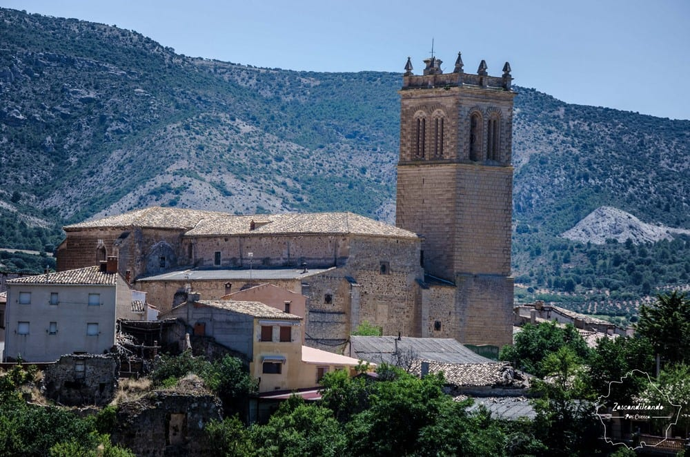 Iglesia de San Nicolás de Bari en Priego
