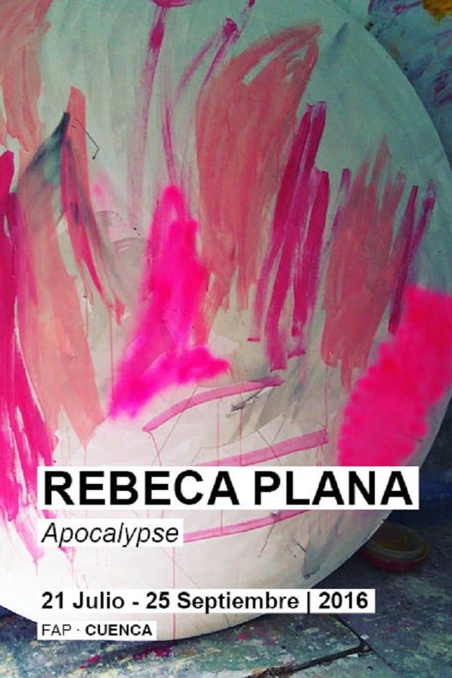 Exposición Apocalypse, de Rebeca Plana