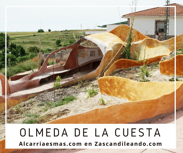 Olmeda de la Cuesta, pueblo de Cuenca