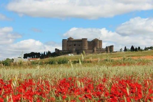 Castillo de Belmonte, en Cuenca