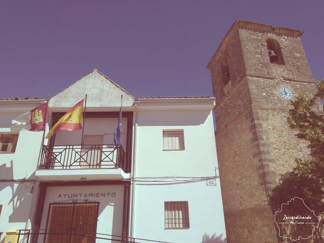 Iglesia y Ayuntamiento