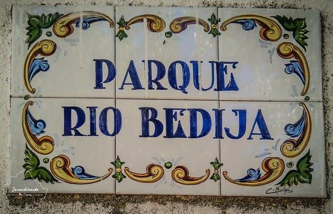 Parque Río Bedija