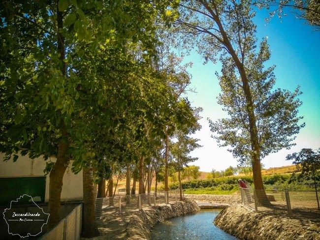 Río Bedija