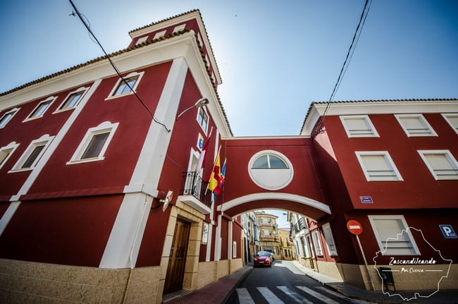 Ayuntamiento de Motilla del Palancar