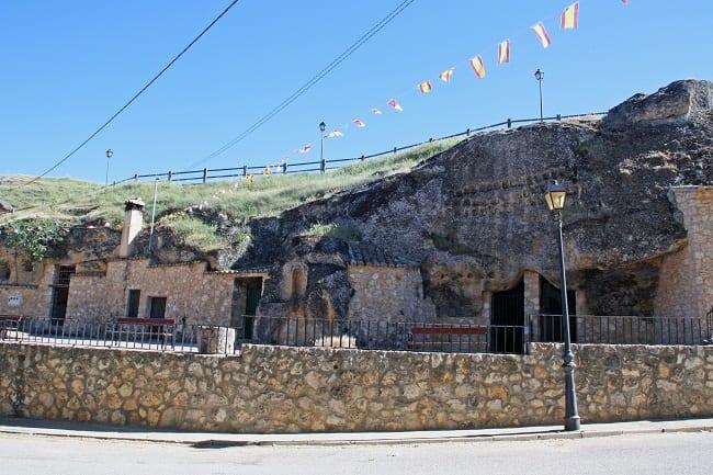 Cuevas en Buendía