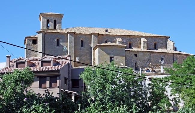 Iglesia de Buendía, Cuenca
