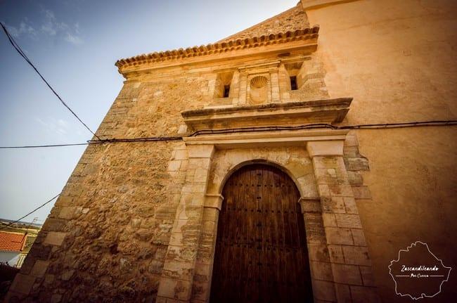 Iglesia en Zafra de Záncara