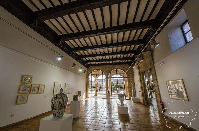 Exposiciones Temporales del Museo de Artes Gráficas de San Clemente