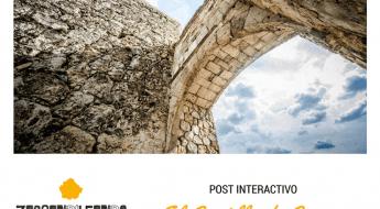 Entrada al castillo de Cuenca