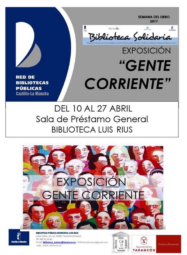 """Exposición """"Gente Corriente"""""""