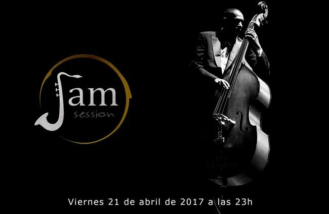 Jam Session 21 abril 2017