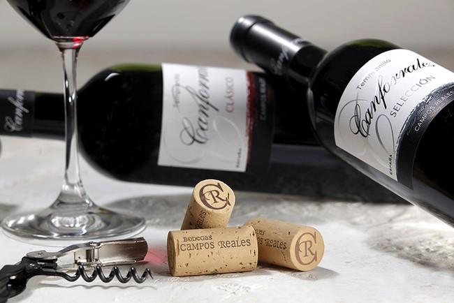 Los Canforrales Selección, de Bodegas Campos Reales, son vinos sobresalientes