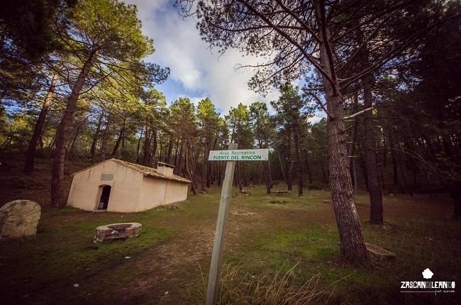 Fuente del Rincón, Ribatajadilla