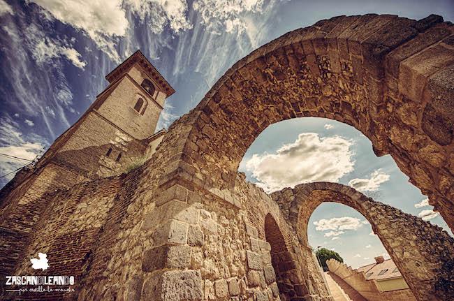 Iglesia de Maqueda