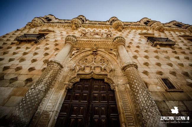 Portada del palacio del Infantado