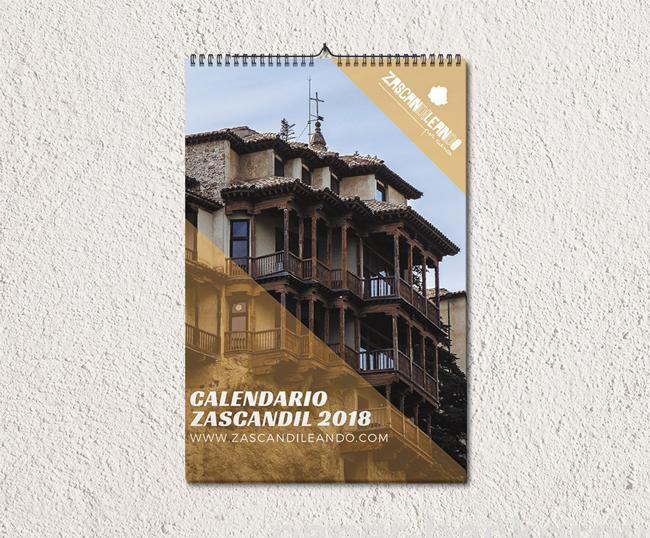 Calendario Zascandil 2018