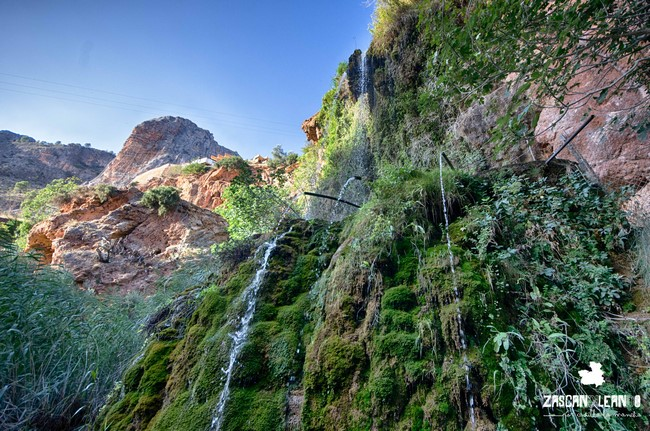 Cascada del Arroyo de la Toba (Ayna)