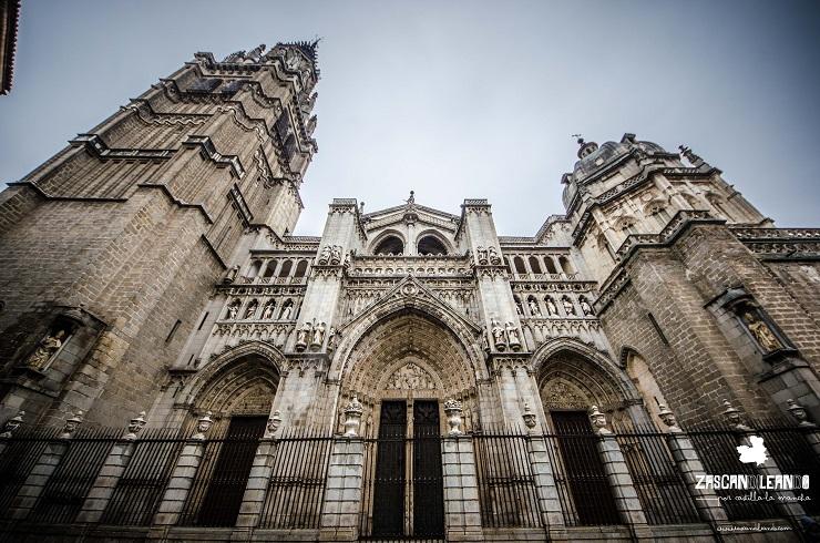 La catedral Primada de Toledo es un de los templos más bellos de España