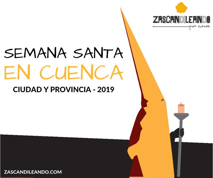 Programación Semana Santa Cuenca y provincia 2019