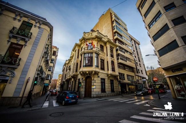 El Archivo Histórico Provincial de Albacete antaño tenía uso para viviendas