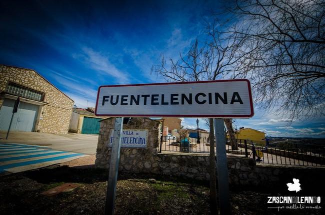 Cartel de Fuentelencina