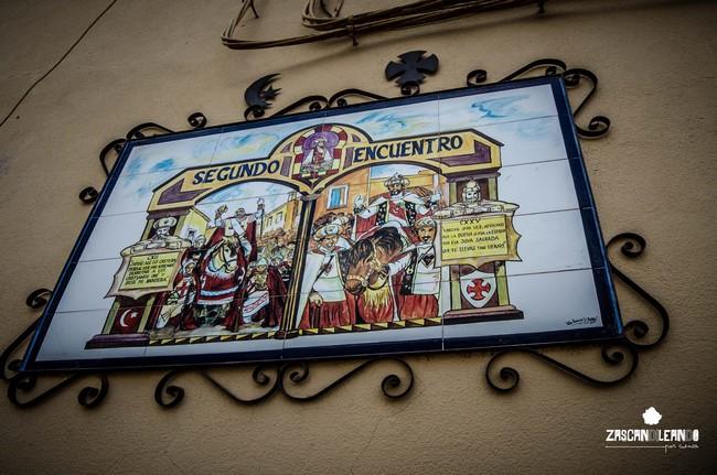 La festividad de Moros y Cristianos, en Valverde de Júcar, está declarada Fiesta de Interés Turístico Regional