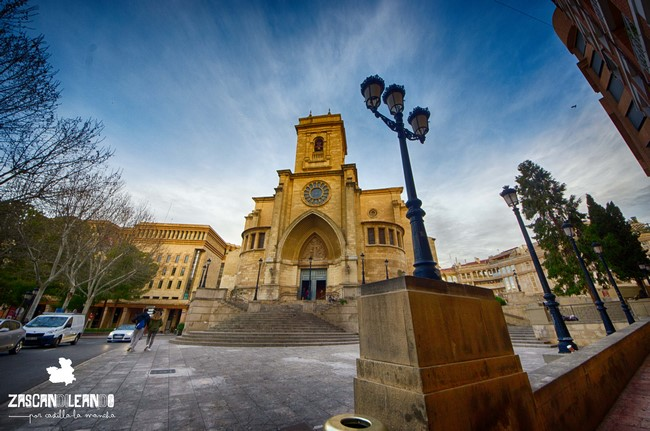 La catedral de Albacete posee diversos estilos arquitectónicos