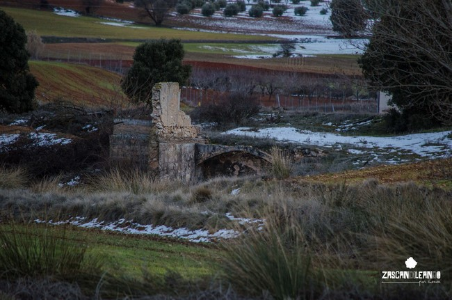 El puente Canto es el último vestigio hispanorromano existente en Valverde de Júcar