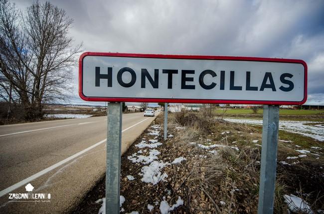 Hontecillas es un pueblo pequeño, pero posee mucho encanto