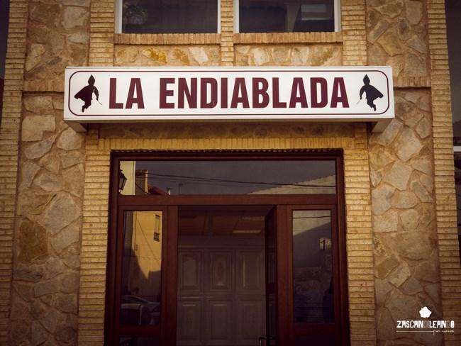 Local y sede de La Endiablada