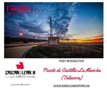 Puente de Castilla-La Mancha en Talavera de la Reina