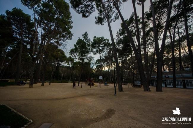 Se denomina pulmón de Albacete al parque Abelardo Sánchez