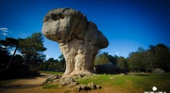 La Ciudad Encantada nos ofrece formaciones rocosas espectaculares