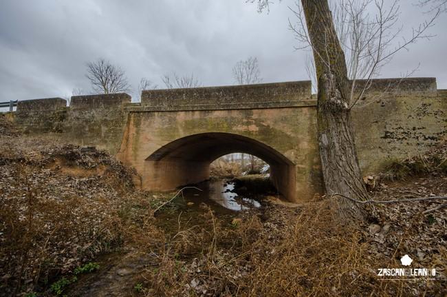 Puente de piedra en Olmedilla de Alarcón