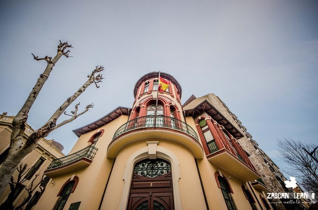 La Subdelegación de Defensa fue obra del arquitecto Daniel Rubio
