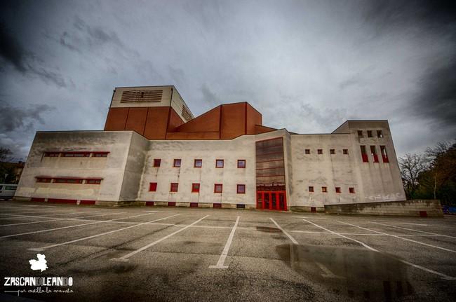 En el año 2003 se inauguró el Teatro Municipal de Tomelloso