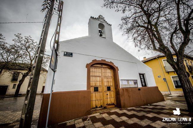 """La ermita de San Isidro, en Daimiel, antiguamente se llamaba del """"Ecce Homo"""""""