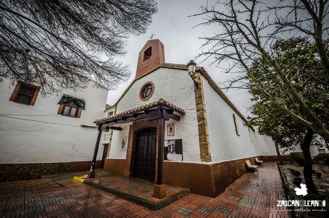 Daimiel está lleno de pequeñas y hermosas ermitas, como la de San Roque