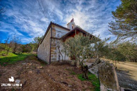 Ermita de la Virgen de la Oliva, patrona de Moratilla de los Meleros