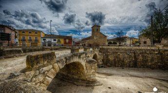 Puente romano y ermita de Fuentes
