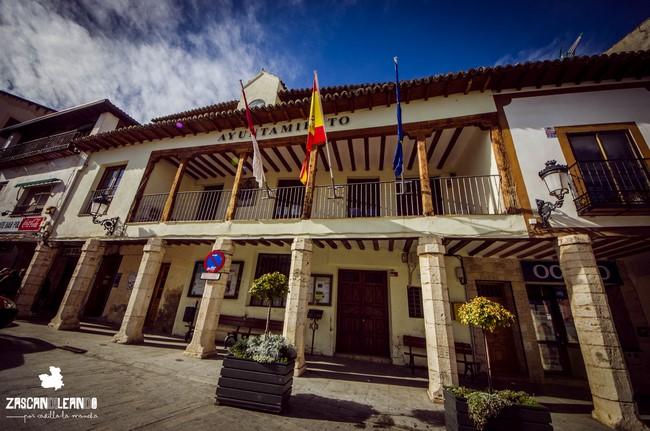 El ayuntamiento de Horche, Guadalajara, tiene dos plantas