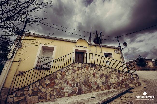 Ayuntamiento de Villar del Saz de Arcas, en Cuenca
