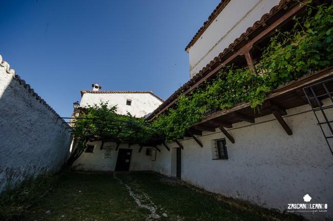El edificio municipal polivalente de Tragacete está en la Casa de Don Casildo