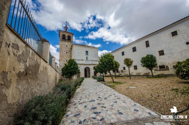 El convento de Santo Domingo alberga un museo