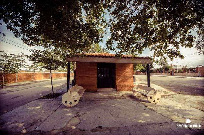 Además de la imagen de San Isidro, esta ermita alberga la imagen de San Cristóbal