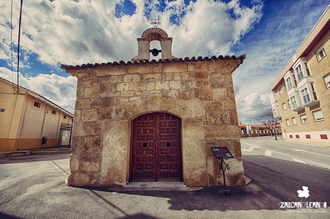 A este templo de San Roque llevaban las madres solteras a sus hijos recién nacidos